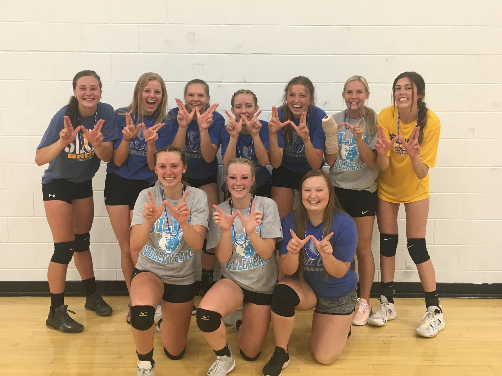 Girls Volleyball Finishes Well at Team Camp at SLCC–and additional WHS girls volleyball tryout information