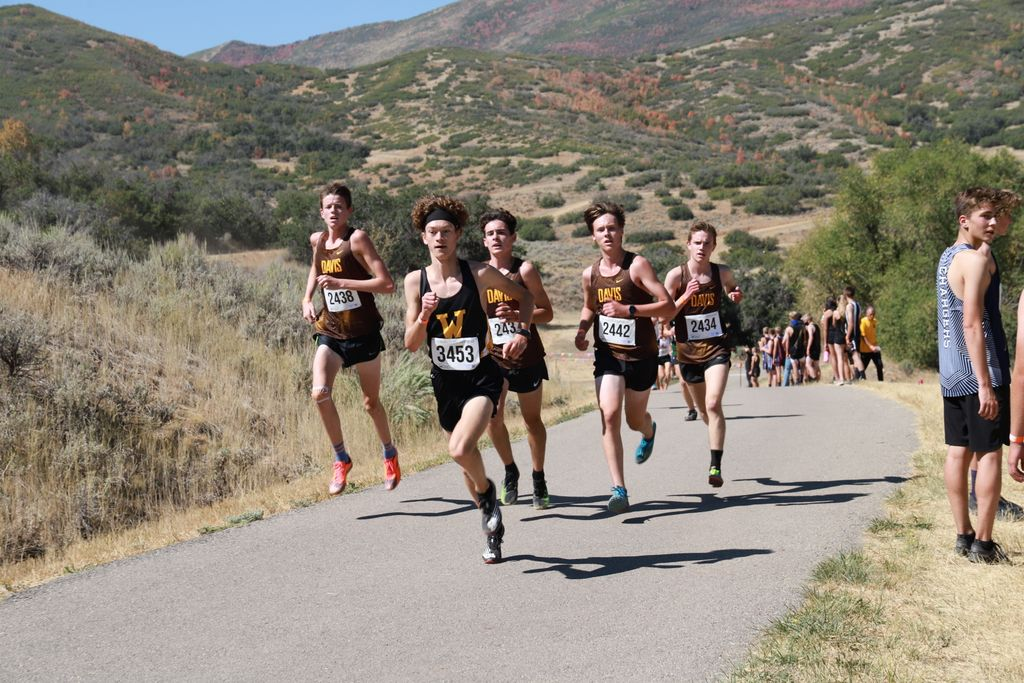 Wasatch XC update…