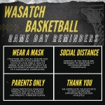 Athlete and Parent guidelines for Basketball