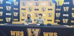 Jack Jarret and Ryan Hanley sign with Montana State!