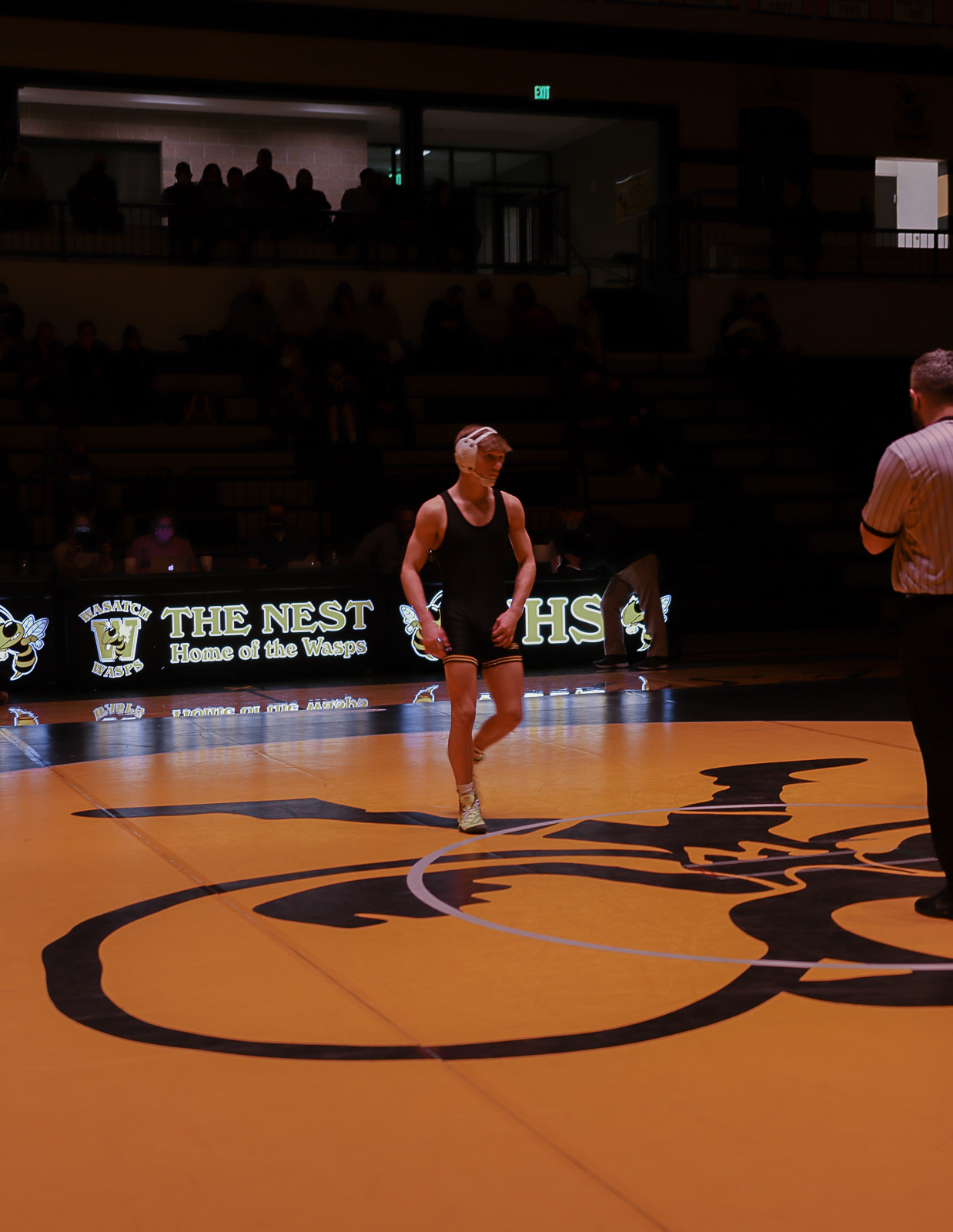 Wasatch wrestlers Austin Kelly and River Wardle Recognized