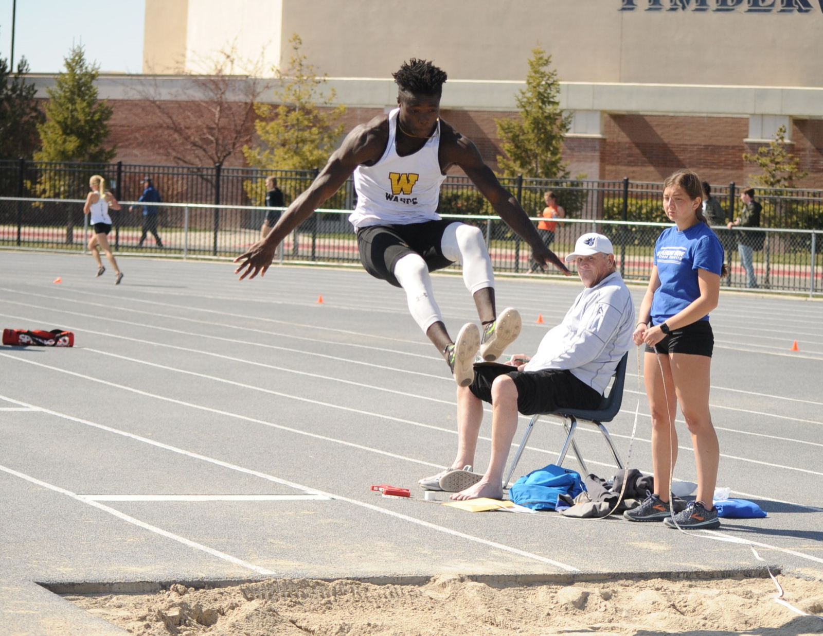 Taylorsville Invitational–Wasatch Track Team at it Again…