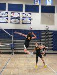 Wasatch Boys Volleyball defeats Salem Hills 2-0