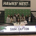 Sam Zapton Signs with Vol State
