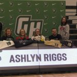Ashlyn Riggs Signs with Bryan College