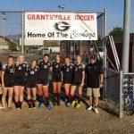 Cowboys Girls Soccer Senior Night