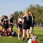 Girls Soccer!