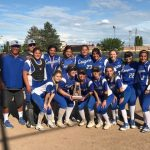 Cougars Place 3rd at Softball State Tourney