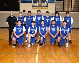 Warden Boy's Basketball