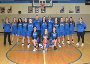 Warden Girl's Basketball