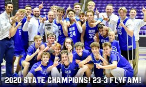 State Championship 2020 – Dixie Boys Basketball