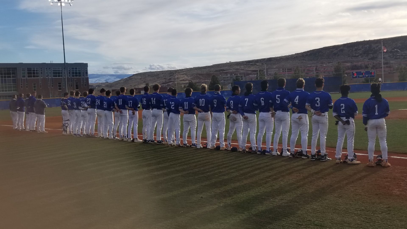 2021 Red Rock Classic – Baseball Tournament Info