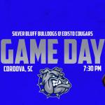 Varsity Football: Silver Bluff at Edisto