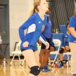 Bulldogs Volleyball Sweep Lake Marion