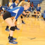 Varsity Volleyball Season Comes to an End