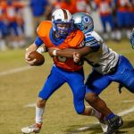 Silver Bluff Shuts Out Midland Valley