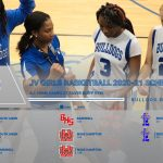2020-21 JV Girls Basketball Schedule