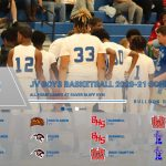 2020-21 JV Boys Basketball Schedule