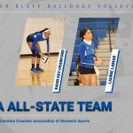 Two Bulldogs Land Spots on 2A All-State Team