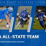 Bulldogs Represented on Class AA All-State Team