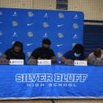 Football: Five Bulldogs Ink Letters of Intent