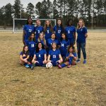 Girl's Soccer Stumble Against Barnwell