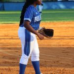 Cougars Outlast Lady Dogs Softball