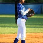 Washington,Cribbs Lead Lady Dogs Softball to Victory