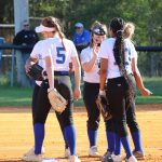 JV Softball suffers one run loss to Bamberg