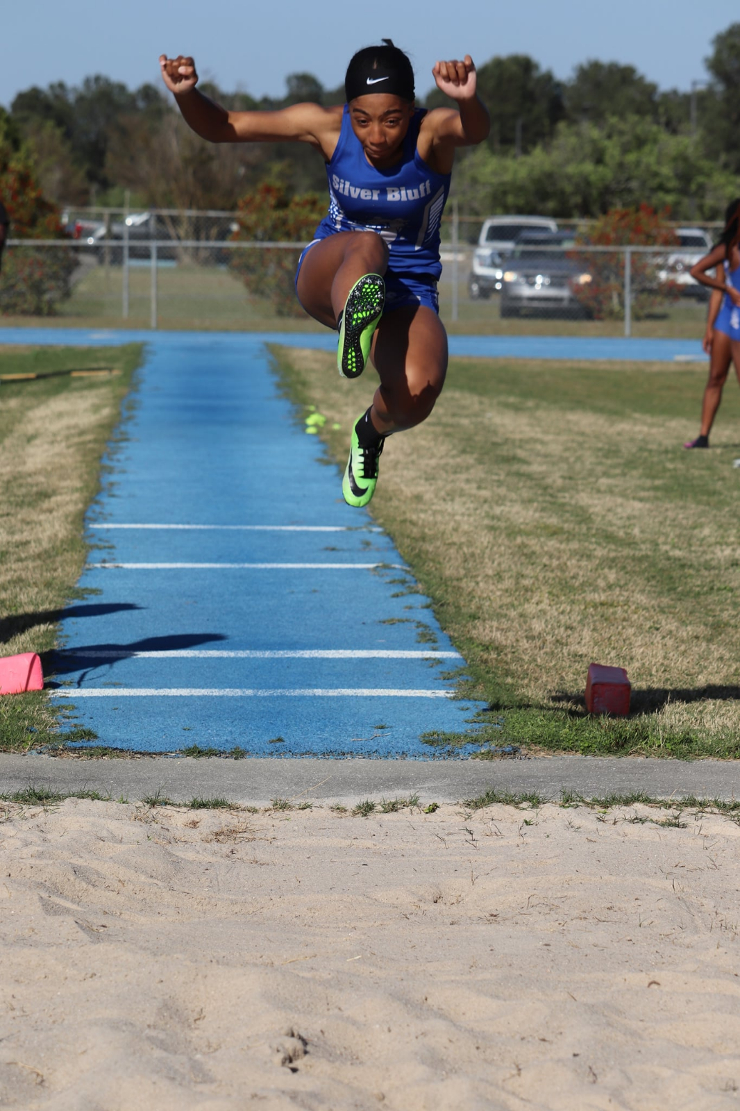 Girl's Track & Field Finishes Close 2nd in Region