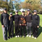 Girls Golf is KLAA South Division and MHSAA Regional Champions