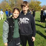 Plymouth qualifies Pahl, Bonds for MHSAA XC Finals