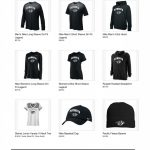Order Plymouth Athletics spirit clothing!