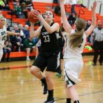 Kliczinski, Rose Bury Norsemen in Girls Basketball Road Win