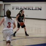 Girls Basketball Stays Composed in Low-Scoring Win at Churchill