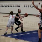 LaVallee, Badger Post Career Nights to Shoot Girls Basketball Past Patriots