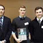 Plymouth Hockey Receives United Way Award