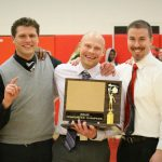 Boys Basketball Head Coach Mike Soukup is Region 1 Coach of the Year
