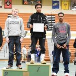 Berry Earns Plymouth's First KLAA Wrestling Title