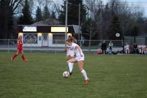 Girls Plymouth Varsity Soccer vs. Canton – Photos: Brandon White