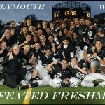 Plymouth High School Freshman Football beat Stevenson High School 31-8