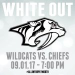 Plymouth vs. Canton – White Out!