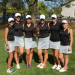 Plymouth Girls Golf Wins Division