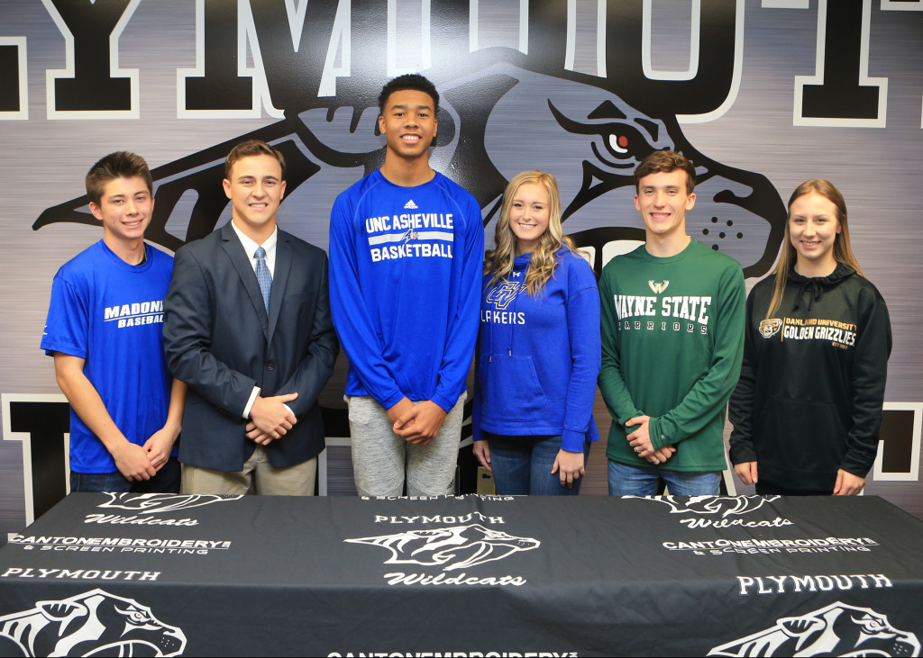 Plymouth Signing Day Article Released