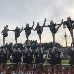 2018 Sideline Cheer Tryouts