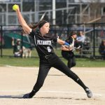 Girls Varsity Softball beats Northville 6 – 2