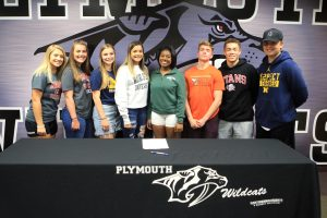 Plymouth Spring Signing Day 2018 – Photos by JK Portraits