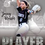 Plymouth Softball – Jenny Bressler wins Michigan Gatorade Player of the Year