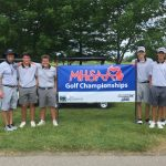Boys Varsity Golf finishes 13th place at OPEN DATE (MHSAA Finals at GVSU)