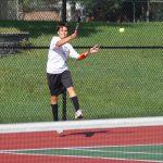 Boys Varsity Tennis beats Howell 8 – 1